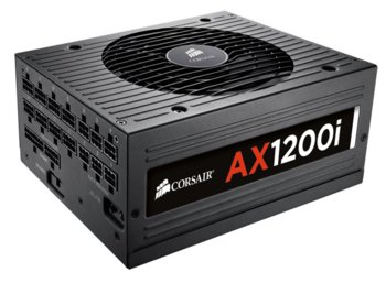 Corsair Professional Platinum Series AX 1200W  80+ Platinum Fully Modular