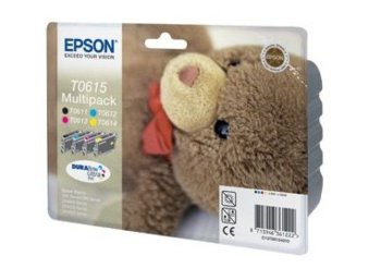 Epson Multi Pack 4 Tusze T061 T06154010