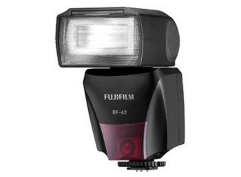 Fujifilm EF-42 TTL Flash (HS20/X 100 Only)