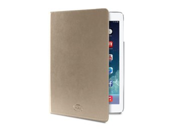 PURO Booklet Slim Case iPad Air 2 Gold