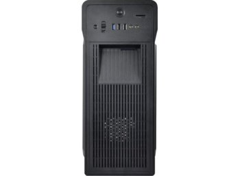 SilentiumPC Brutus M25 Pure Black USB3.0 ATX/SSD ready/2x120 mm