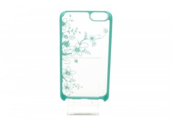 TB Etui Iphone 5/5S orchidea zielony