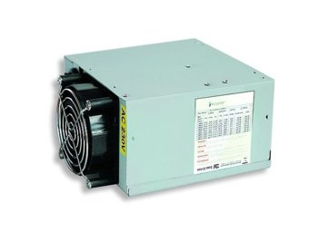 Gembird ZASILACZ GMB 500W BOX, +KABEL 2-FAN LOW NOISE