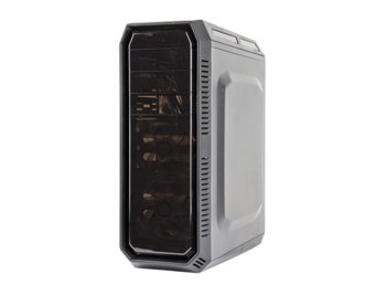 Gembird Obudowa Midi Tower ABYSS Black USB 3.0 (Gaming)