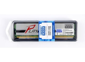 GOODRAM DDR3 PLAY 4GB/1866 CL9 512*8 Silver