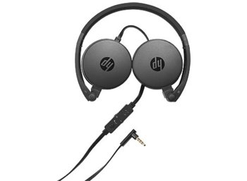 HP Stereo Headset H2800 Black            J8F10AA