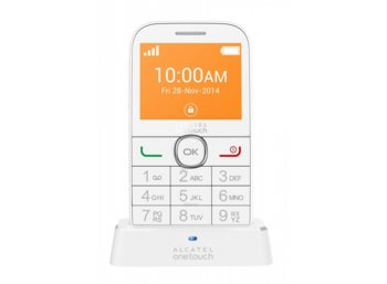 Alcatel  20.04C WHITE