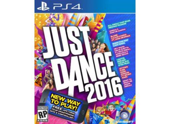 UbiSoft Just Dance 2016 PS4 ENG