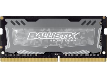 Crucial DDR4 8GB/2400 CL16 SODIMM SR x8 260pin