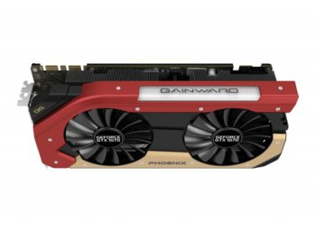 Gainward GeForce CUDA GTX1070 Phoenix GS 8GB PCI-E DVI/HDMI/3DP