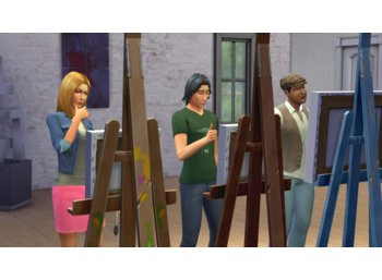 EA The Sims 4 PC PL