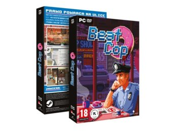 Techland Gra PC Beat Cop PL/ENG