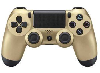 Sony PS4 Dualshock Cont Gold v2