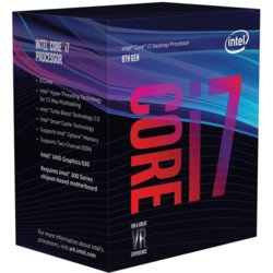 Intel Procesor Core i7-8700 BOX 3.20GHz, LGA1151