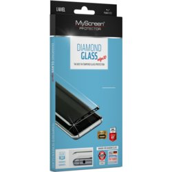 MyScreen Protector  Diamond Edge 3D Szkło do Samsung S9Plus G965 Czarne