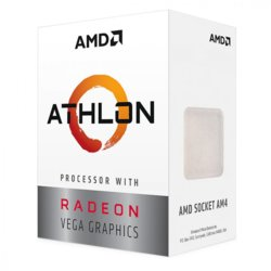 AMD Procesor Athlon 3000G 3,5GH AM4 YD3000C6FHBOX