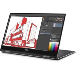 Dell Laptop Precision M5530 2in1 Win10Pro i7-8706G/512GB SSD/16GB/WX Vega/15,6 FHD/vPro/3Y NBD