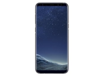 Samsung Clear Cover Galaxy S8+ Black