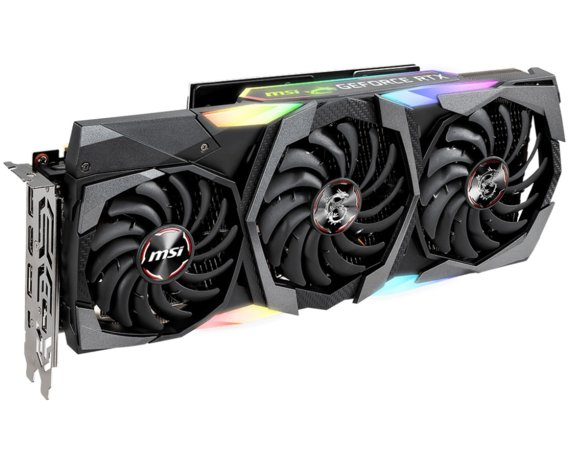 MSI Karta graficzna RTX 2080 Ti GAMING X TRIO 11GB GDDR6 352bit DP/HDMI/USB c