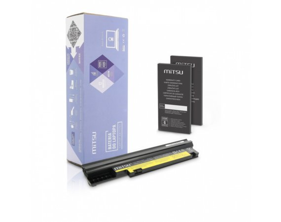 Mitsu Bateria do laptopa Lenovo ThinkPad Edge E30 (4400mAh 49Wh)