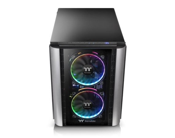 Thermaltake Obudowa LEVEL 20 XT E-ATX Tempered Glass Cube - czarna