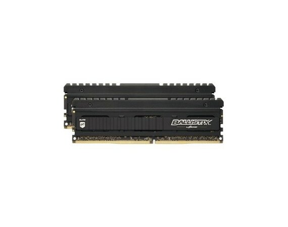 Ballistix DDR4 Elite 8GB(2*4GB) /3000 CL15 SR x8