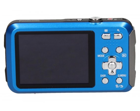 Panasonic DMC-FT30 blue
