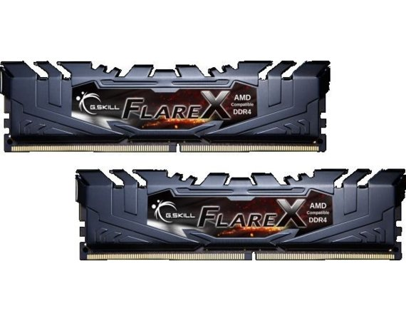 G.SKILL Pamięć do PC - DDR4 32GB (2x16GB) FlareX AMD 3200MHz CL16 XMP2