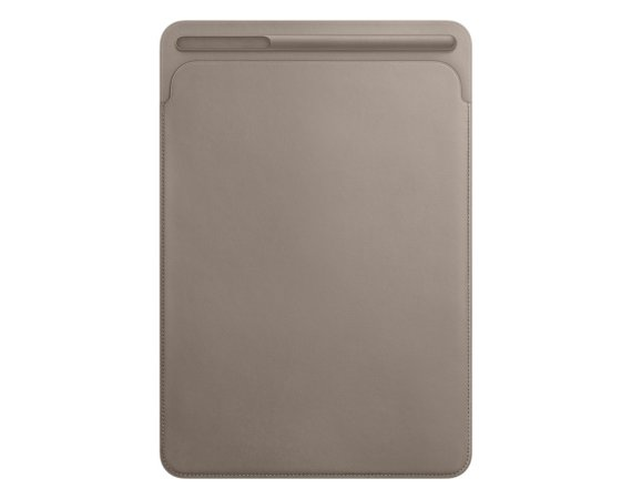 Apple iPad Pro 10.5 Leather Sleeve - Taupe