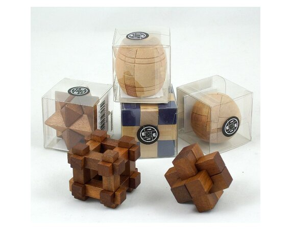HCM Gra Mini Wooden Puzzle