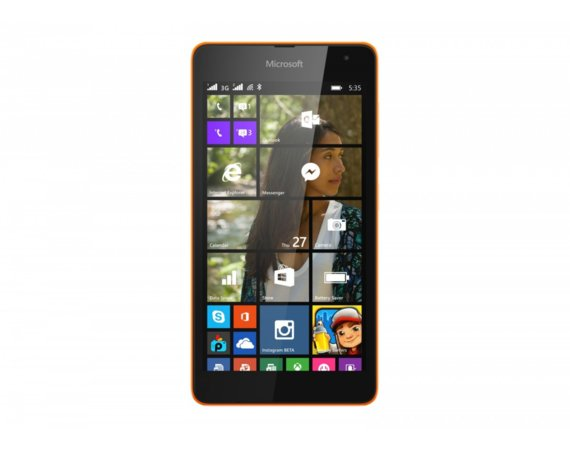 Microsoft Lumia 535 DualSIM Bright Orange A00022760