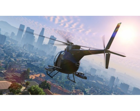 Cenega Gra PC Grand Theft Auto V