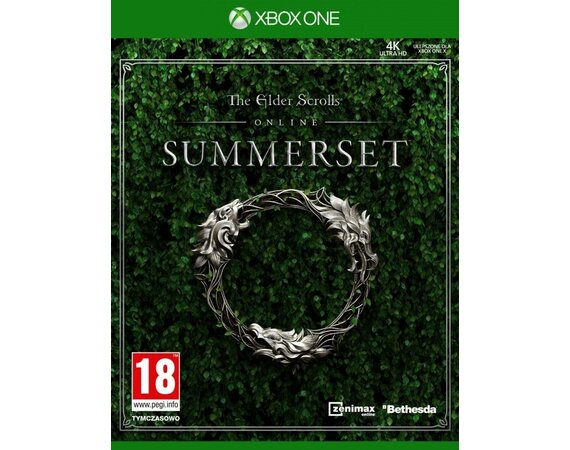 Cenega Gra Xbox One The Elder Scrolls Online Summerset