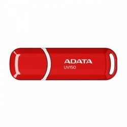 Adata Pendrive DashDrive Value UV150 32GB USB 3.2 Gen1 czerwony
