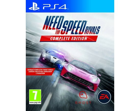 EA Need for Speed Rivals GOTY PS4