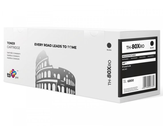 TB Print Toner do HP LJ Pro 400 TH-80XRO BK ref.