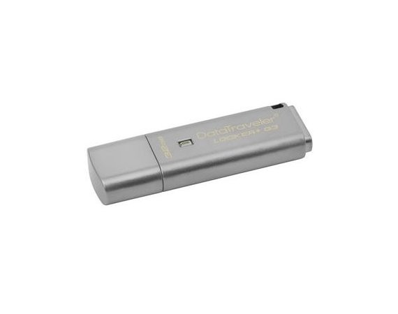 Kingston Data Traveler Locker G3 32GB USB3 Data Security