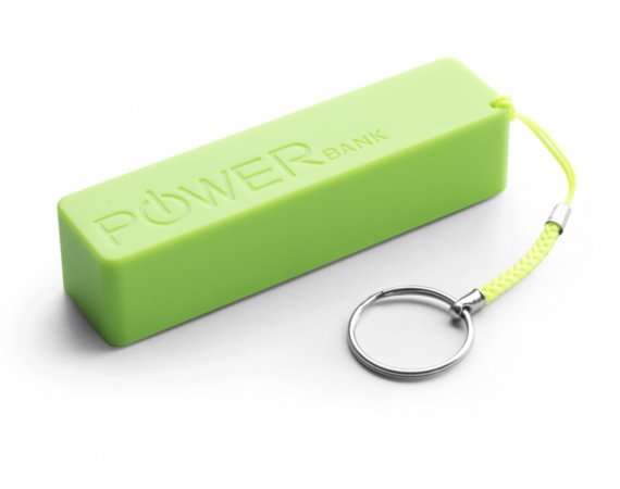 Esperanza EXTREME POWER BANK QUARK 2000mAh ZIELONY