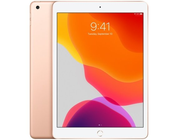Apple iPad 10.2-inch Wi-Fi 32GB - Gold