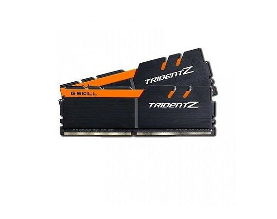 G.SKILL DDR4 32GB (2x16GB) TridentZ 3200MHz CL15-15-15 XMP2 Black