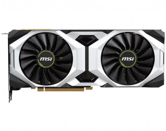 MSI Karta graficzna GeForce RTX 2080 TI VENTUS GP OC 11GB GDDR6 352bit HDMI/3DP