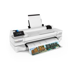 HP Inc. Drukarka wielkoformatowa DesignJet T130 24-in Printer 5ZY58A