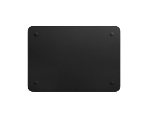Apple Futerał Leather Sleeve for 15-inch MacBook Pro - Black
