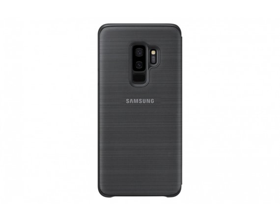 Samsung Led View Cover Galaxy S9+ Czarny