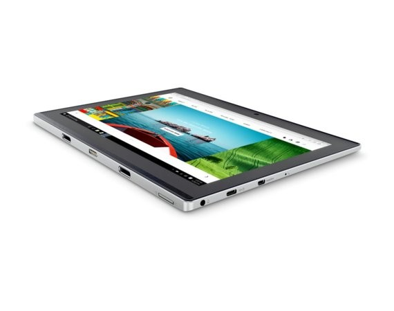 Lenovo Notebook 2in1 Miix 320-10 W10Home Z8350/4GB/64GB/INT/10.1 Touch Platinum/LTE/2YRS CI