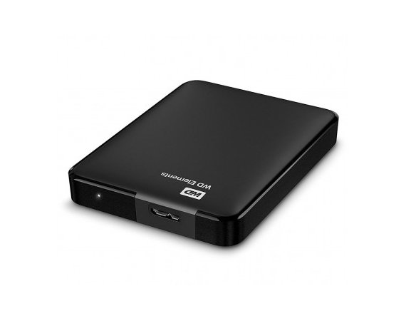 Western Digital HDD Portable 2TB Elements 2,5'' USB3.0