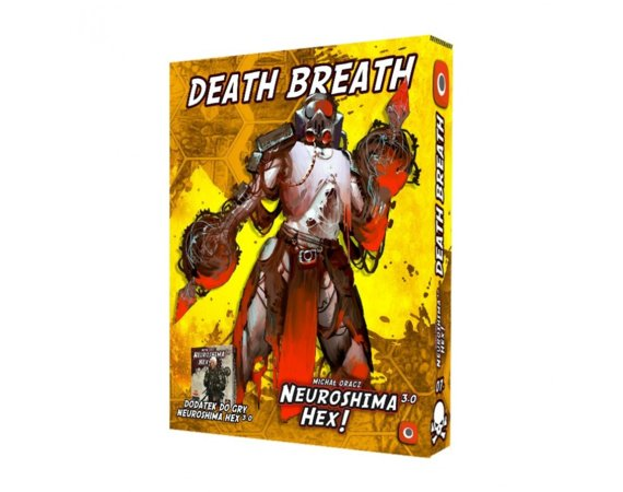 PORTAL Neuroshima Hex 3. 0 Death Breath