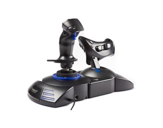 Thrustmaster Joystick T.Flight Hotas 4 PC PS4 Ace Combat