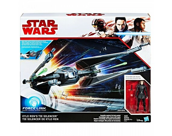 Star Wars GAL Epizod 8 Class D Vehicle - Latający pojazd Kylo Rena