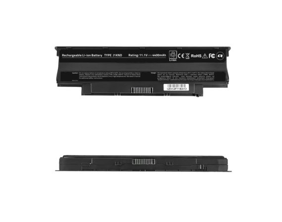 Qoltec Bateria do laptopa Dell Vostro 1450 3450 13R 14R 15R, 4400mAh, 10.8-11.1V